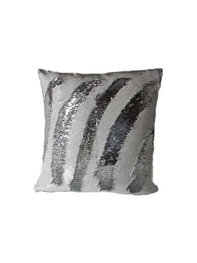 Pearl Mermaid Throw Pillow White Square - MS-PEARL-20 Pillow Cover